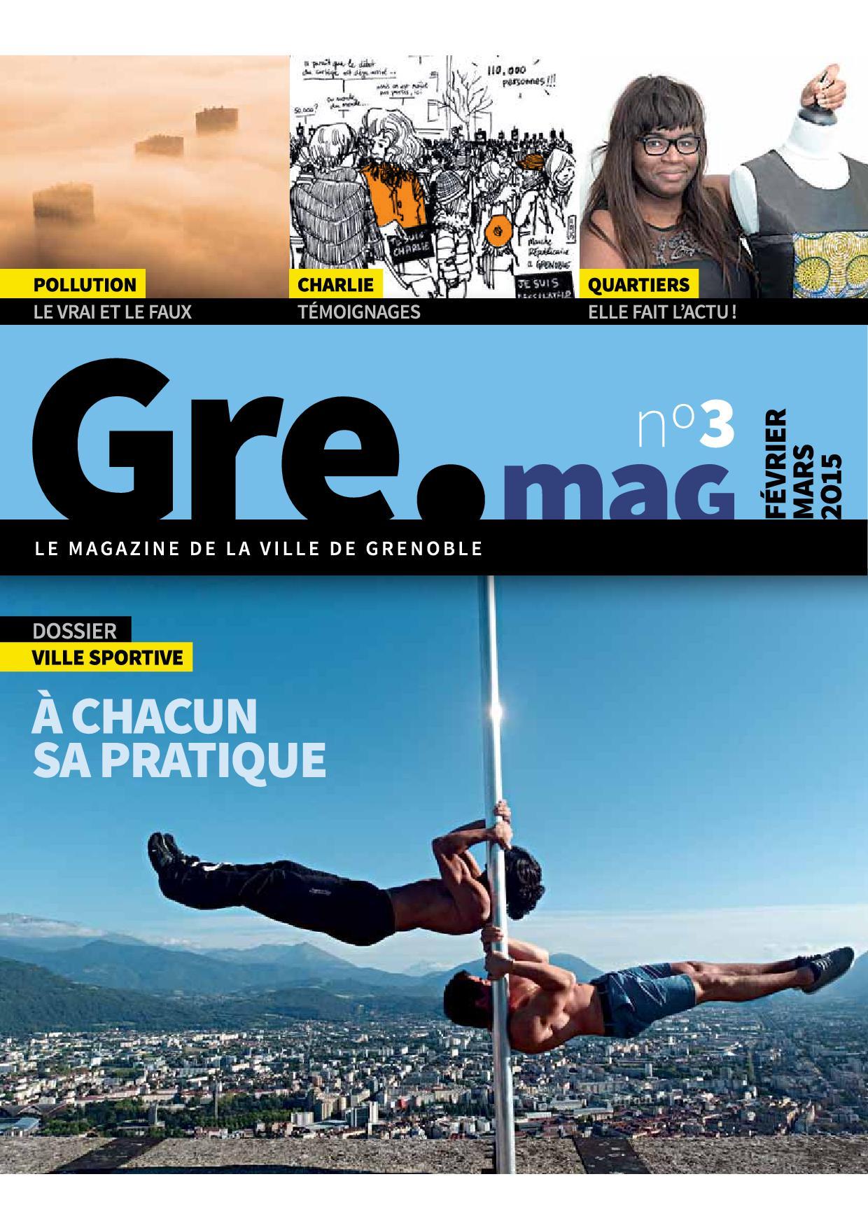 Gre Mag couverture fevrier mars 2015