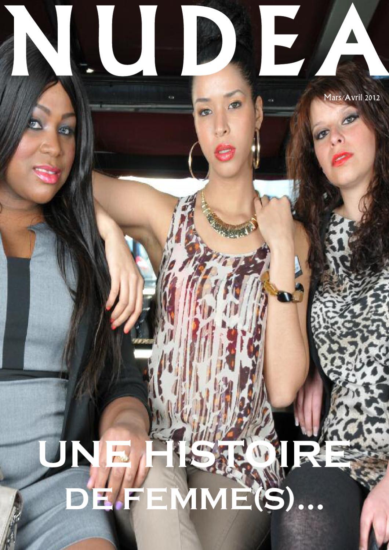 Nudea webmagazine couverture mars 2012