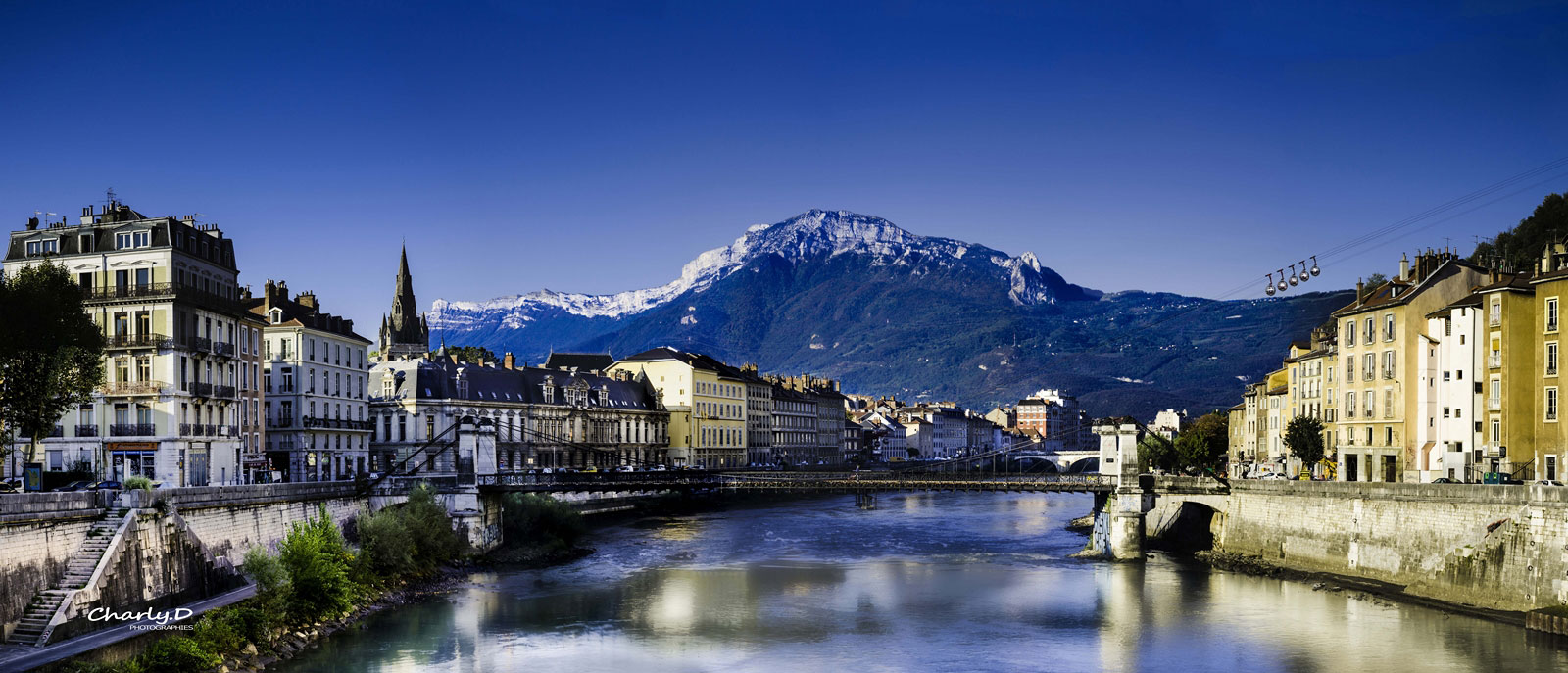 Grenoble par Charly.D
