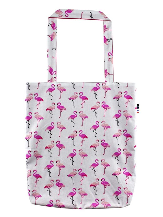 Tote-bag-Paris-Flamant-rose-Avril-2019-Denise-Carter